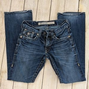 Big Star Boot Cut Jeans sz 28